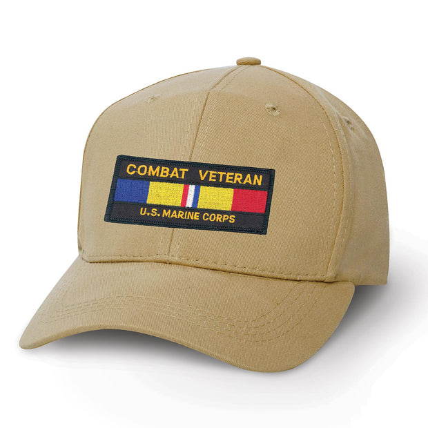 Combat Veteran Patch Cover