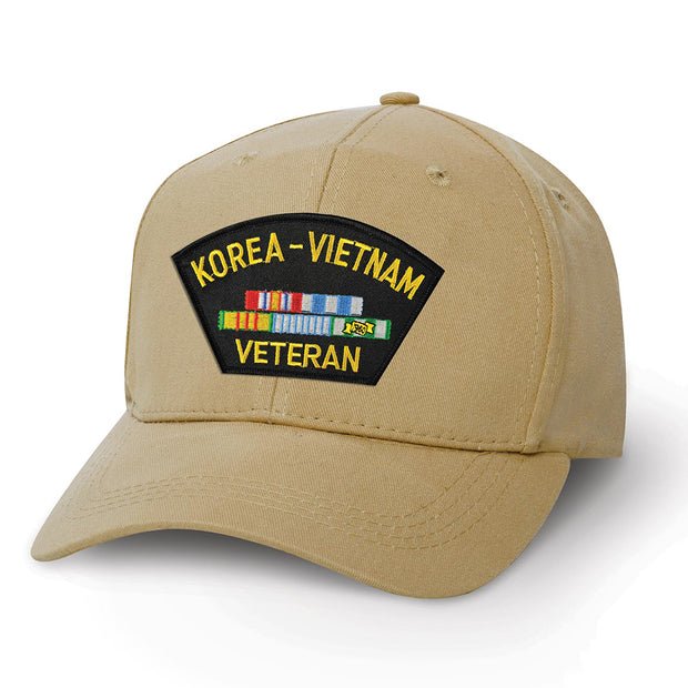 Korea-Vietnam Veteran Patch Cover