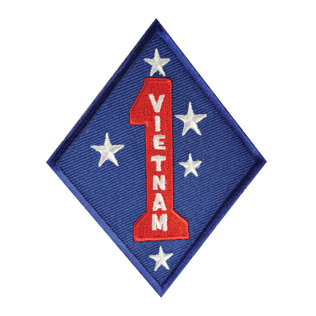 Vietnam 1st Mar Div Patch