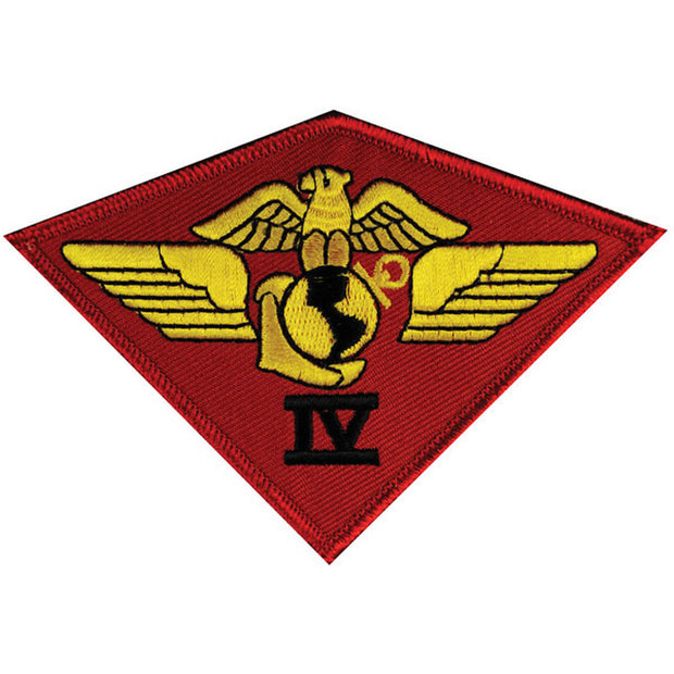 4th Marine Air Wing Patch
