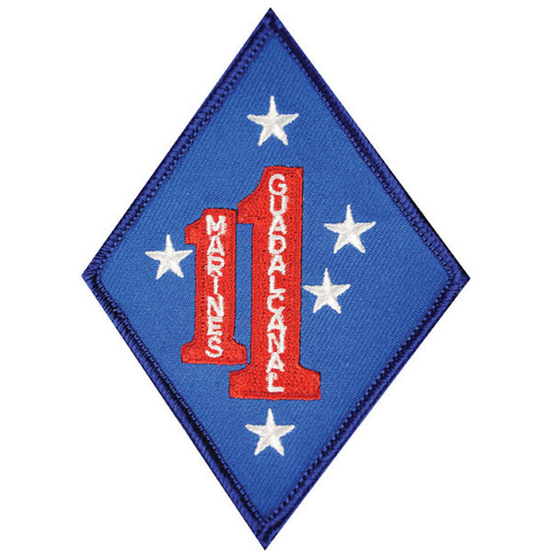 Guadalcanal - 1st Marines Regimental Patch