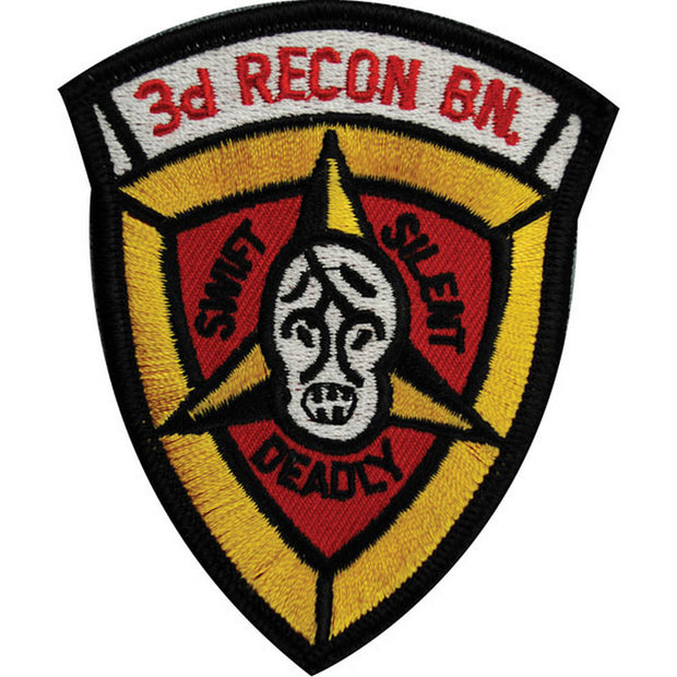 3rd Recon Battalion Patch