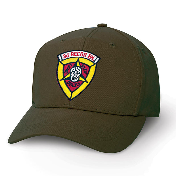 3rd Recon Battalion Patch Cover