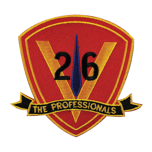 26th Marines Regimental Patch