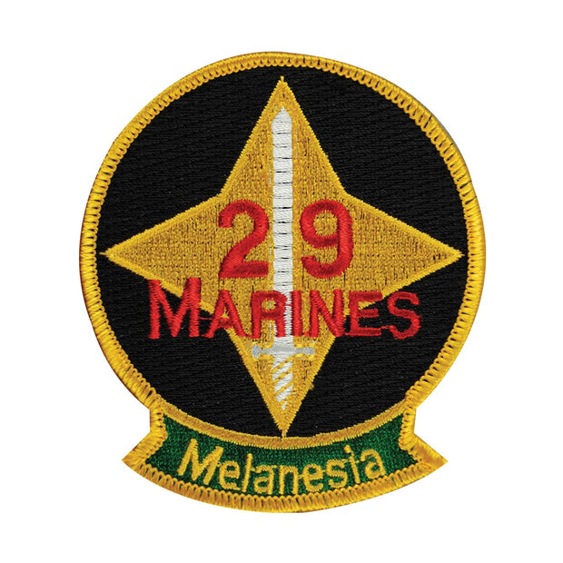 29th Marines Regimental Patch