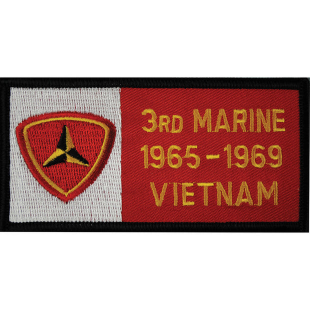 Vietnam - 3rd Marine Division Patch