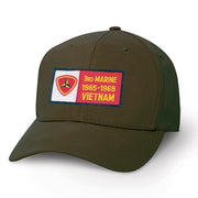 3rd Mar Div Vietnam Patch Cover