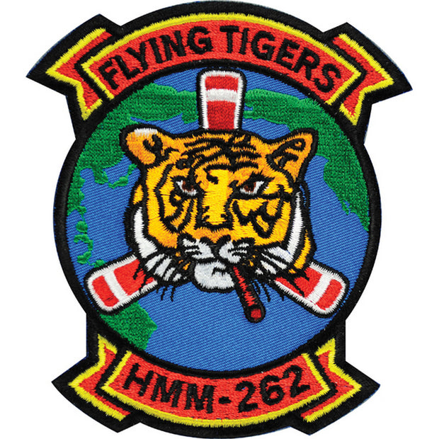 HMM-262 Flying Tigers Patch