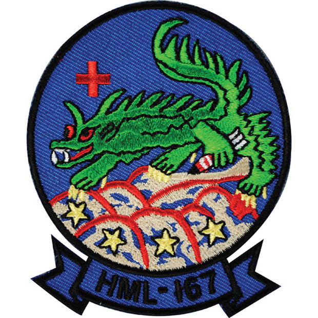 HML-167 Patch