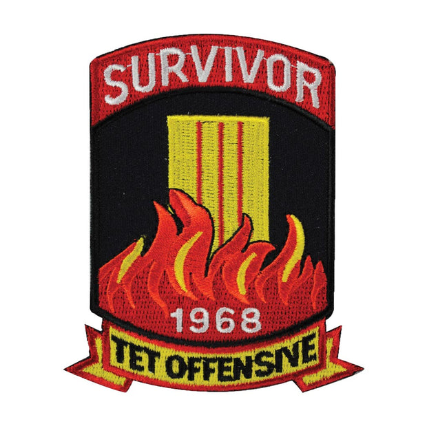 TET Offensive 1968 Patch