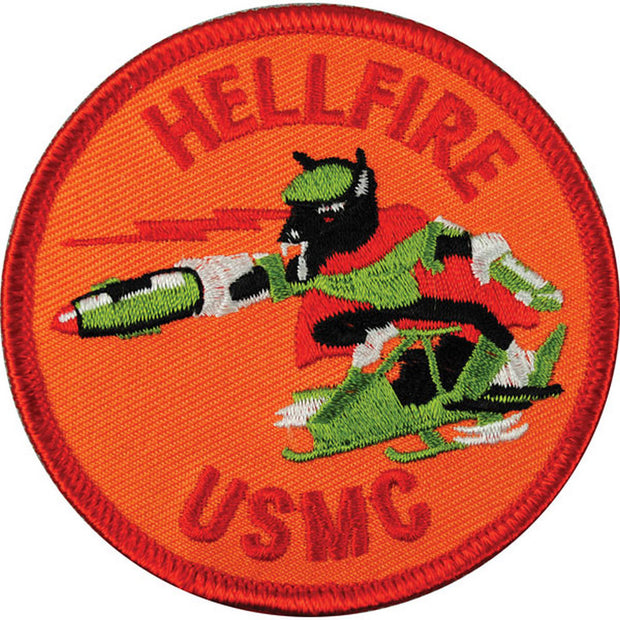 Hellfire USMC Airwing Patch
