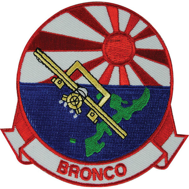 Bronco Air Wing Patch