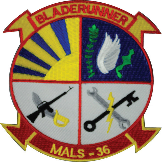 MALS-36 Bladerunner Patch