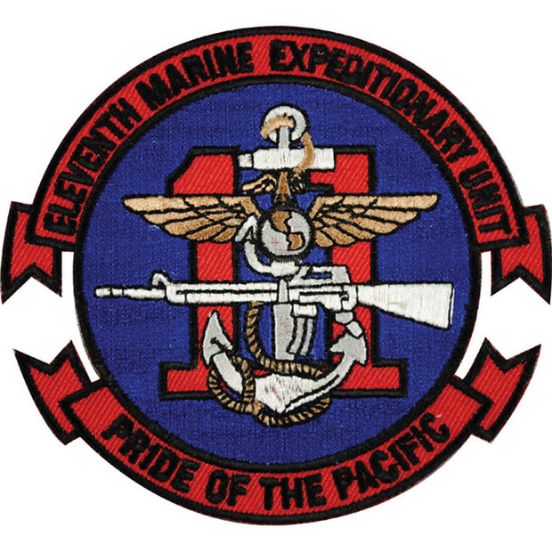 11th MEU - Pride of the Pacific Patch