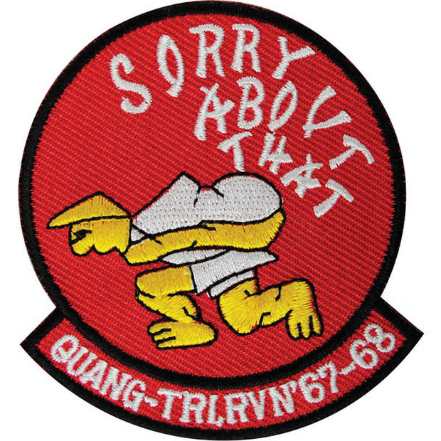 Quang Tri RVN 67-68 Air Wing Patch