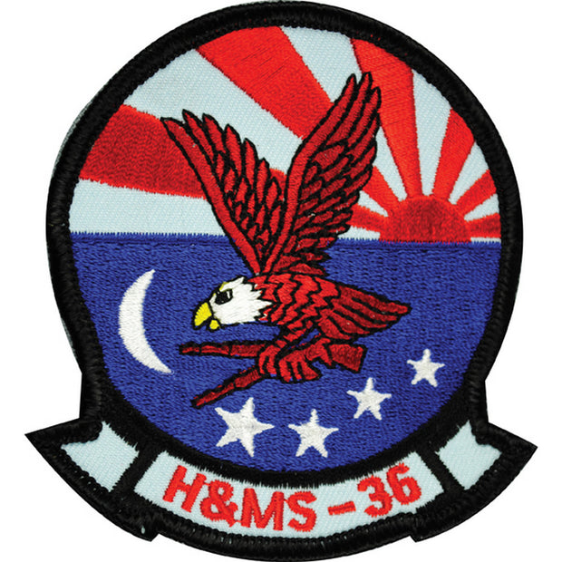 H&MS-36 Patch