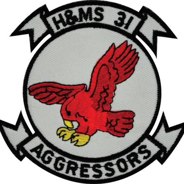 H&MS 31 Aggressors Patch