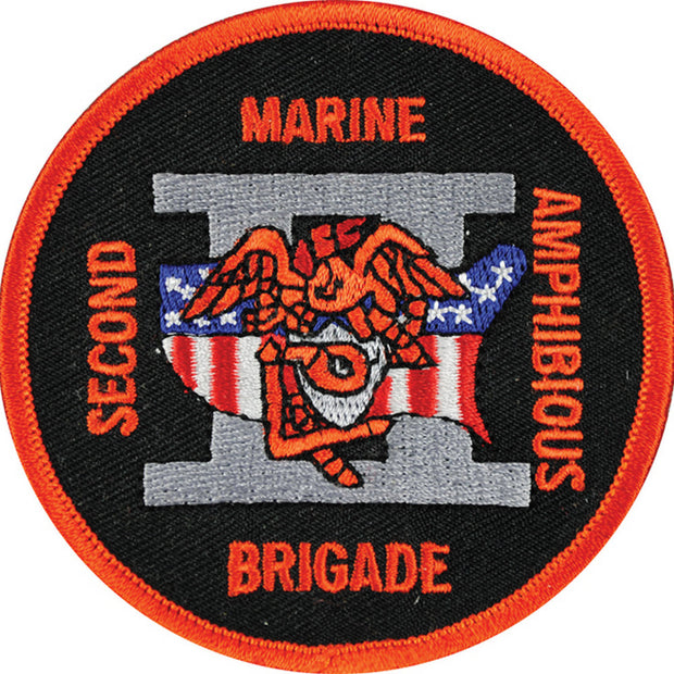 2nd Amphibious Brigade Patch