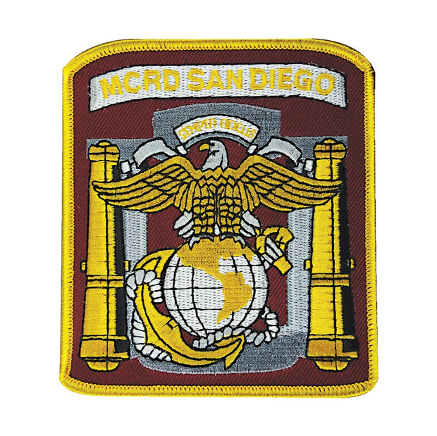 MCRD San Diego Patch