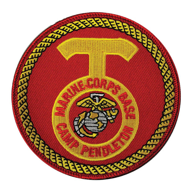 Marine Corps Base Camp Pendleton Patch