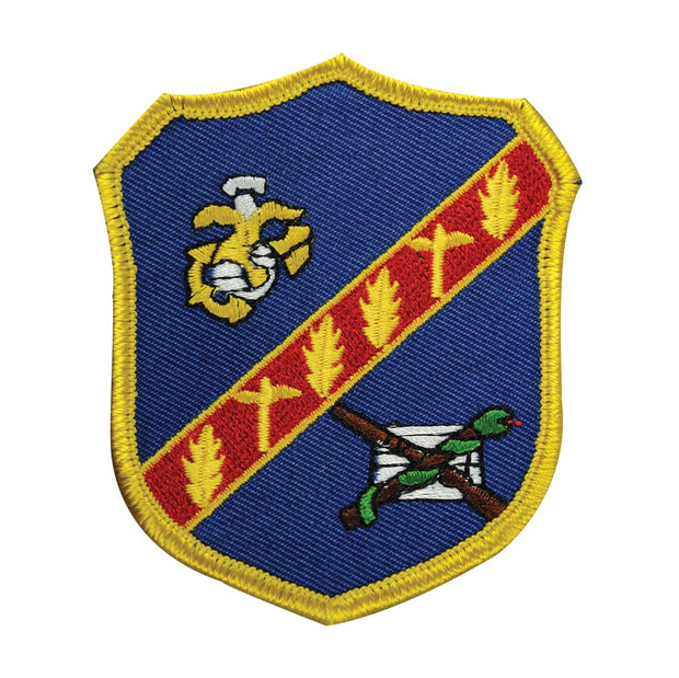 Pendleton Field Medical Patch