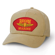 Recon Marine Red Cover Patch Cover