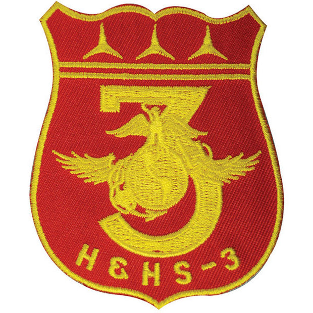 H&HS-3 Patch