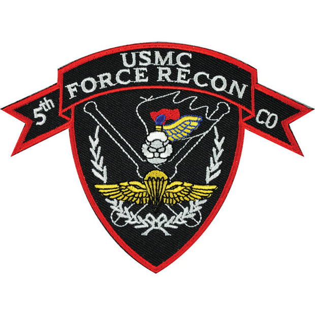 5th Force Recon Company Patch