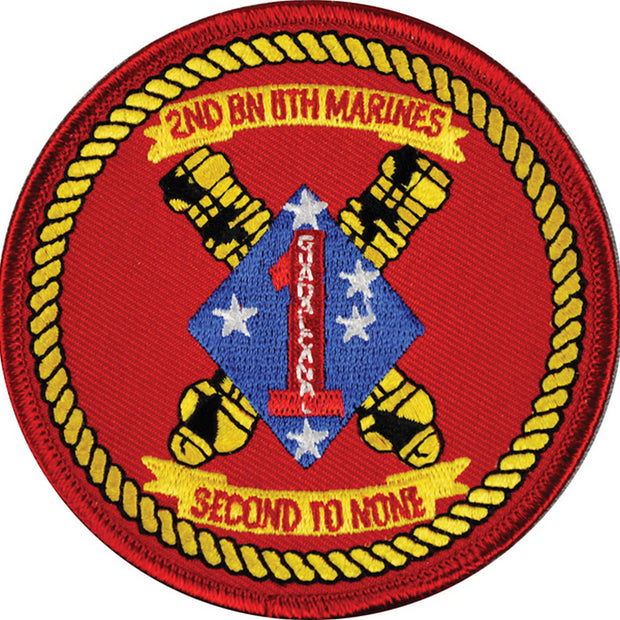 2nd Battalion 11th Marines Patch