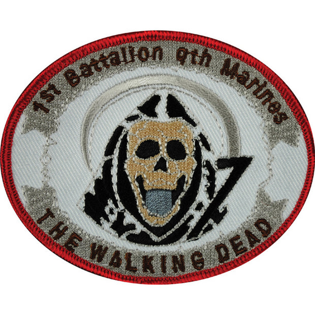 1st Battalion 9th Marines Patch
