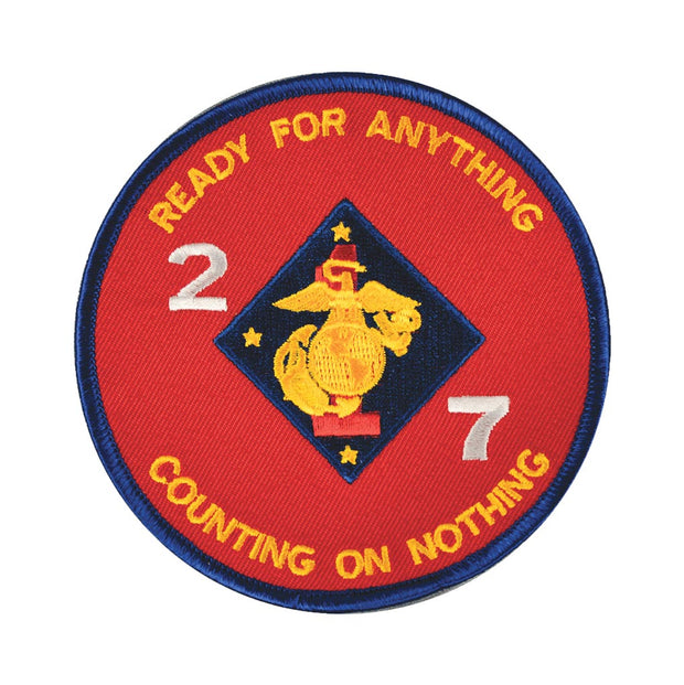 2nd Battalion 7th Marines Patch