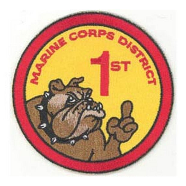 1st Marine Corps District Patch