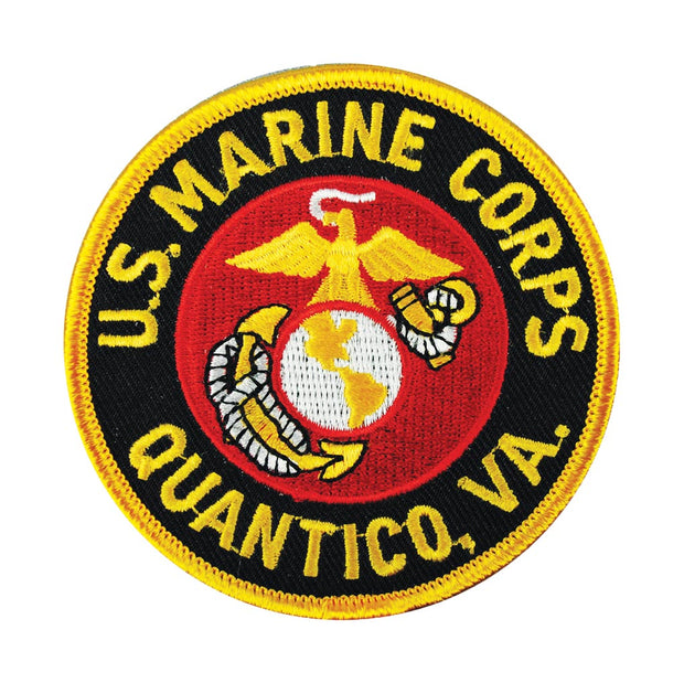 Quantico Virginia Patch