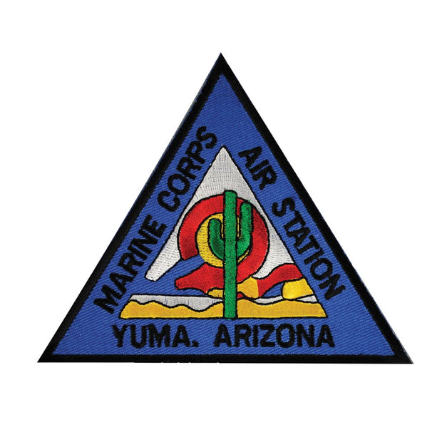 Marine Corps Air Station Yuma Arizona Patch