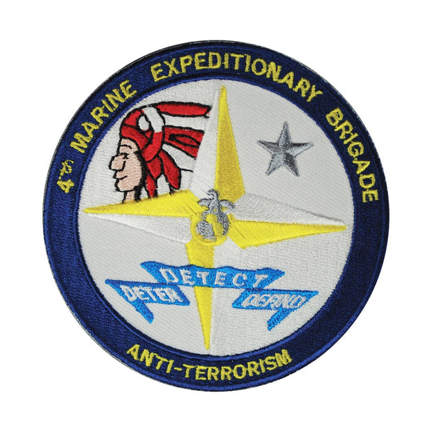 4th MEB Patch