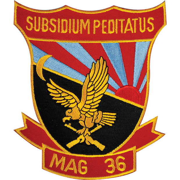 MAG-36 Patch