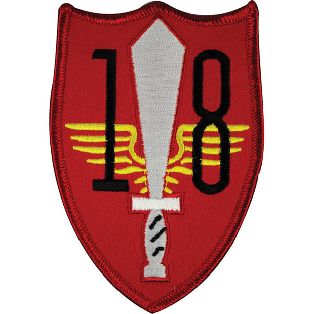 18th Defense Battalion Patch