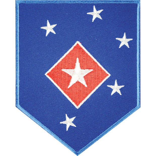 1st MAC Service Supply Battalion Patch