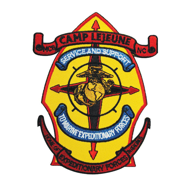 MCB Camp Lejeune Patch