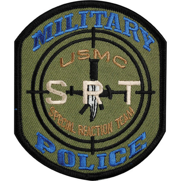 MC Police - SRT Patch