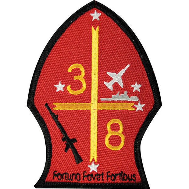 3rd Battalion 8th Marines Patch