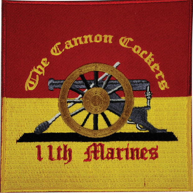 11th Marines Patch