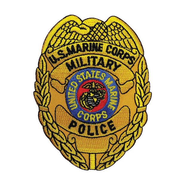 Military Police Badge Patch