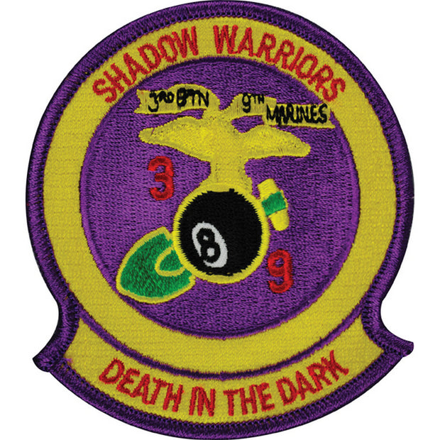 3rd Battalion 9th Marines Patch