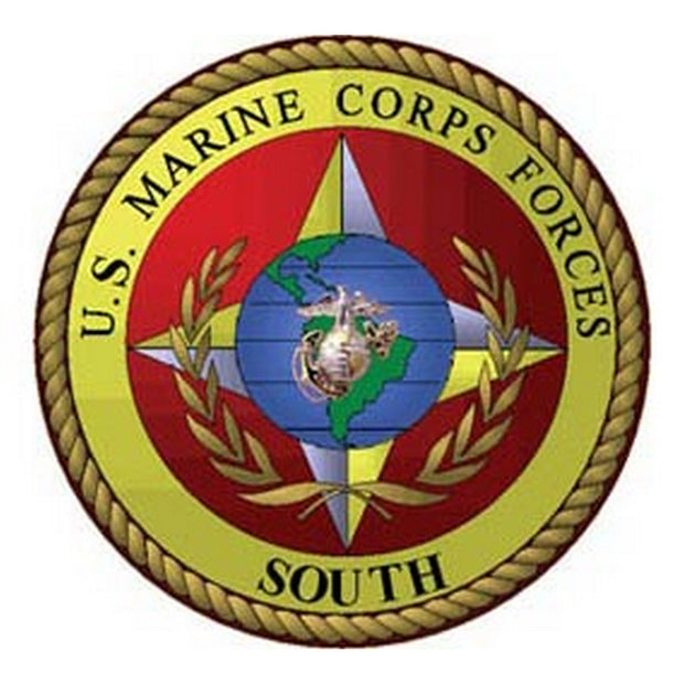 U.S. Marine Forces South Patch