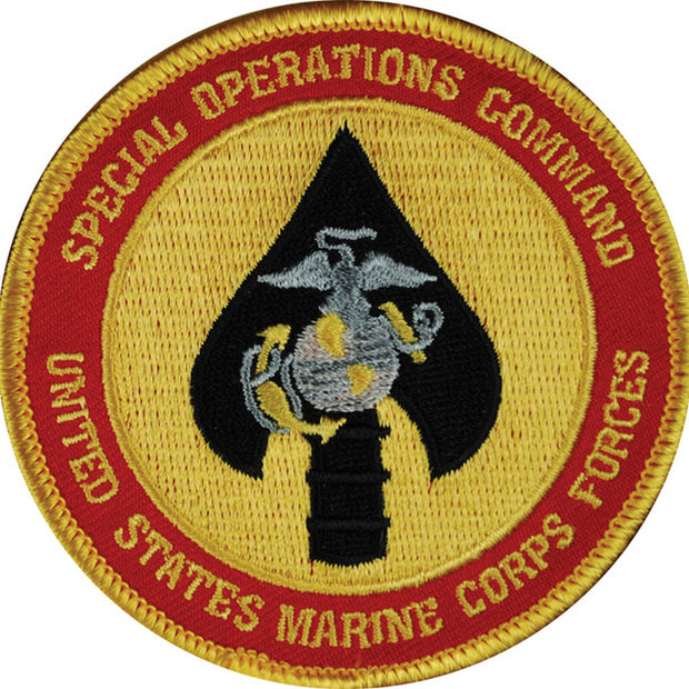 Special Operations Command Patch