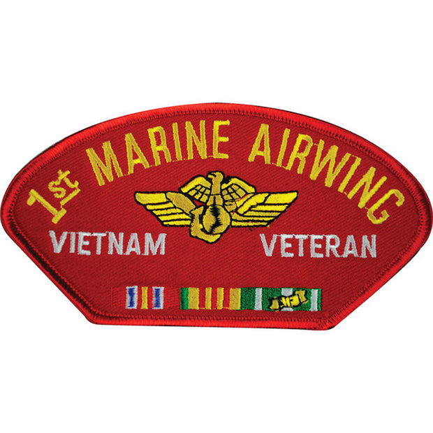 Vietnam - 1st Marine Airwing Veteran Cover Patch