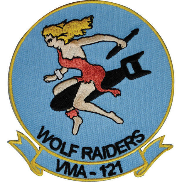 VMA 121 Patch