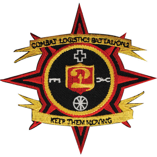 Combat Logistics Battalion 2 Patch