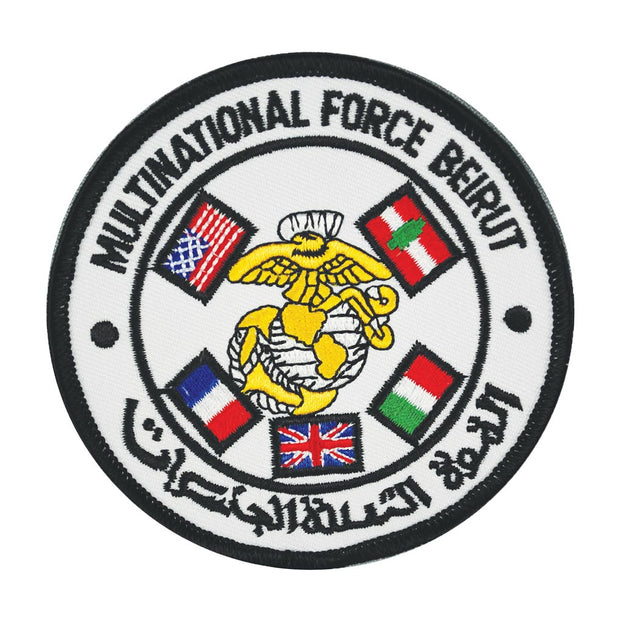 Multinational Force Beirut Patch